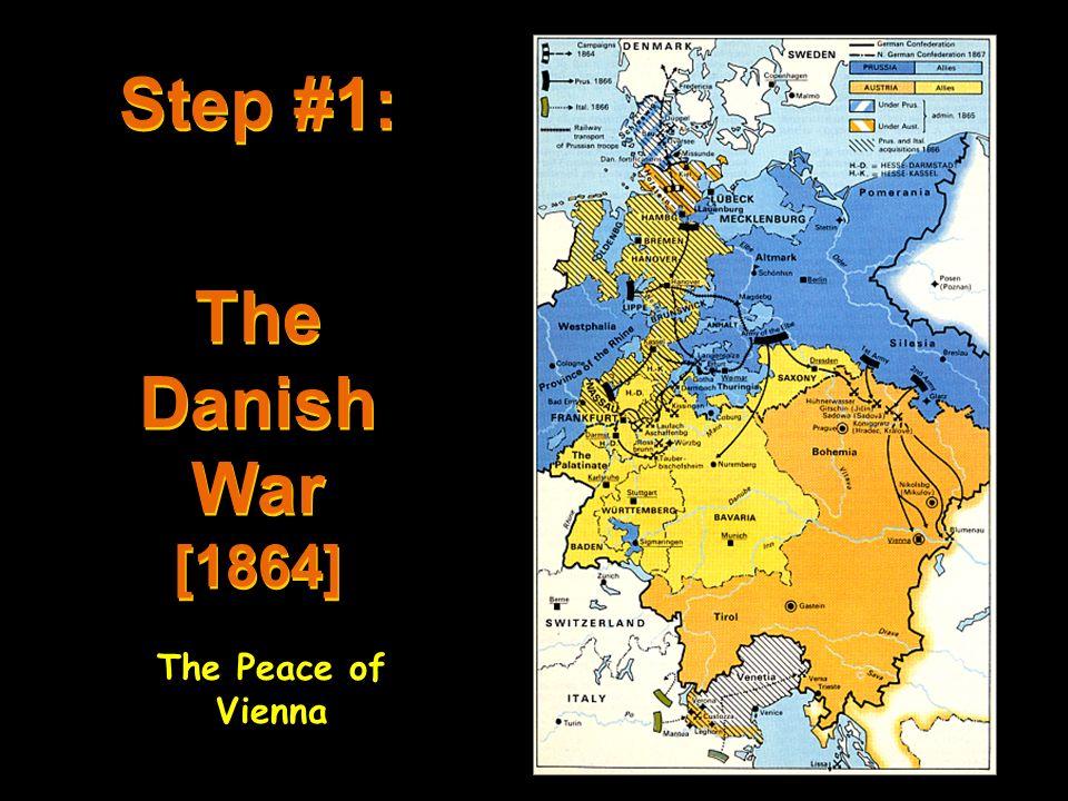Step #1: The Danish War [1864]